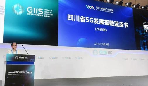 《四川省5G发展指数蓝皮...